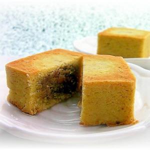 鳳梨酥風ピスタチオのクッキーケーキ