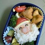 クリスマス☆サンタさん☆おにぎり