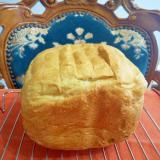 HBで抹茶食パン