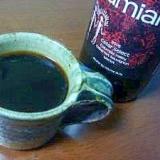 大人のゆとり。ワインコーヒー