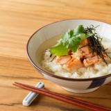 鮭茶漬け / Ochazuke