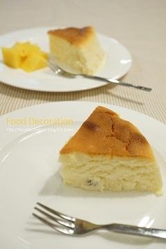 ♡爽やかさ&濃厚なベイクドチーズケーキ♡