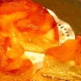 共立て のしっとりーりんごケーキ