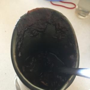 ローストビーフのソース