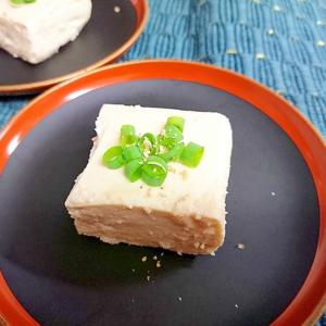豆腐の酒粕漬け