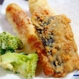 秋刀魚の唐揚げ