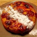 小鍋☆カラメルバナナケーキ