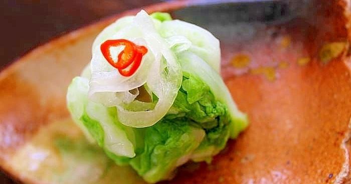 作り置きできる♪白菜の大量消費に使える「白菜漬物」の作り方