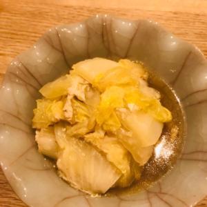 無水鍋で作る ポン酢で食べる白菜と豚肉の重ね煮