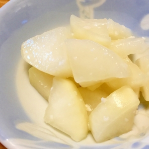 簡単☆大根の塩麹漬け
