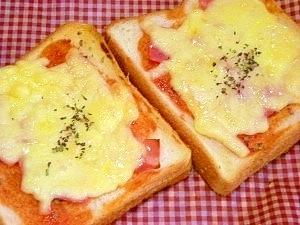 チーズベーコン☆トースト