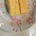 バター風味の卵焼き