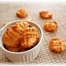 クリームチーズでノンオイルクッキー