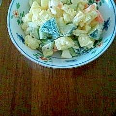 じゃがいも卵サラダ