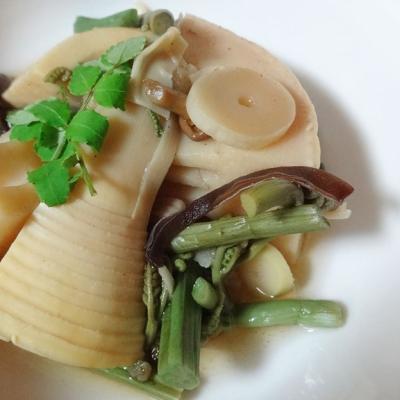 今しか食べられない春のごちそう♪「山菜」を使った旬おかず