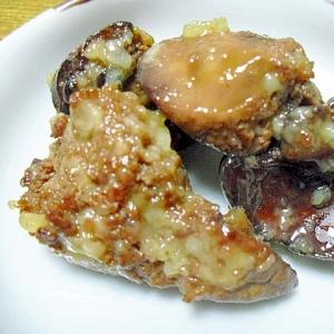 鶏レバーの塩麹焼き
