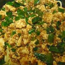 ピリカラ麻婆麺