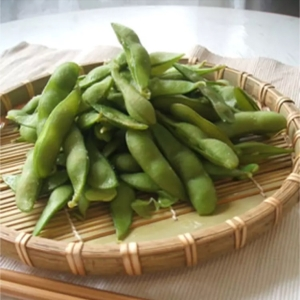 我が家流の枝豆の茹で方