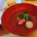 甘鯛、真鯛の出汁の取り方/潮汁、お吸い物
