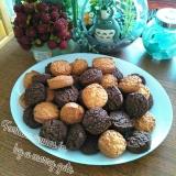 ホットケーキ粉で♪簡単美味しいココナッツクッキー♪