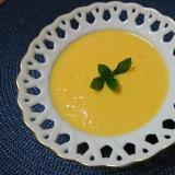 冷製☆柿のスープ