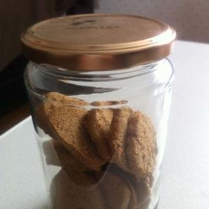ノンオイル・ノンエッグ★米ぬかdietクッキー。