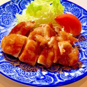 失敗なし!!麺つゆで作る鶏の照り焼き