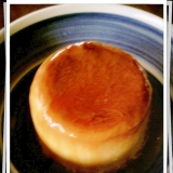 レンジで5分 マグカップで作る豆乳カスタードプリン