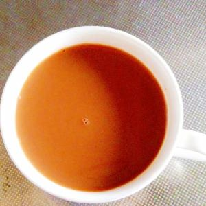 ほんのりピリ辛ココアコーヒー