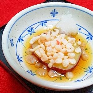 ☆食べたらサツマイモの天ぷら☆