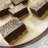 ♡一口サイズの生チョコケーキ♡