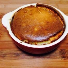 【糖質制限】ノンフライヤーで作るおからチーズケーキ