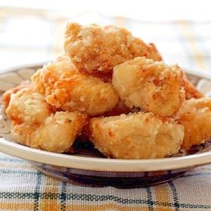 鶏の竜田揚げ クミン風味