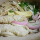 天ぷらうどん鍋