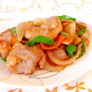 お弁当に★鶏肉と野菜のオイスターソース炒め