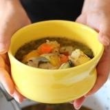 スープ特集!  フランスの田舎風チキンスープ
