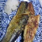 エスニックな焼き魚♡クミンサンマ♡