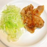 シンプルが一番美味しい☆我が家の豚肉しょうが焼き