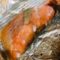 フライパンで作る焼き鮭