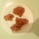 韓国風鶏の唐揚げ