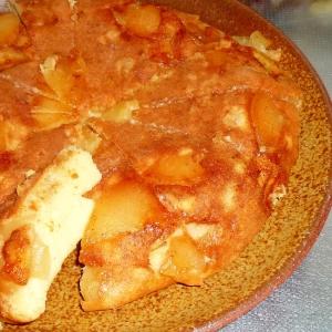 林檎とお芋のヘルシー炊飯器ケーキ。。。☆
