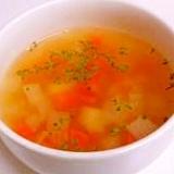 子供が大好き♪☆コロコロ野菜スープ☆