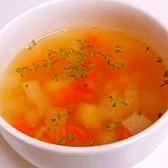 コロコロ野菜スープ