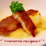魚料理にピッタリ♡塩レモンバタークリームソース