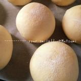 モチモチ白パン♡