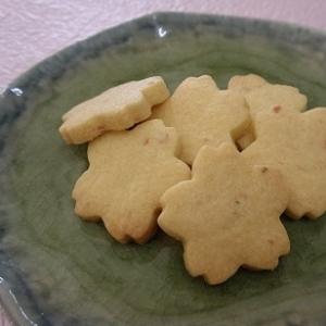 ほんのりサクラ香る☆ 桜クッキー