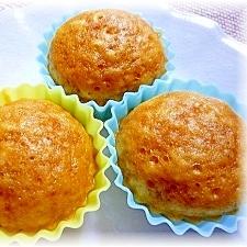 ♪♪HMで簡単★塩キャラメルのカップケーキ♪♪
