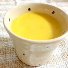 北海道産のとうもろこしを使った甘いコーンスープ♡