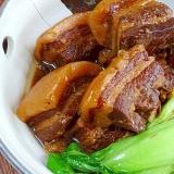 とろける美味しさ♪ 「豚角煮(東坡肉)」