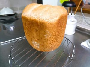 ふすま入り☆びわコンポート食パン